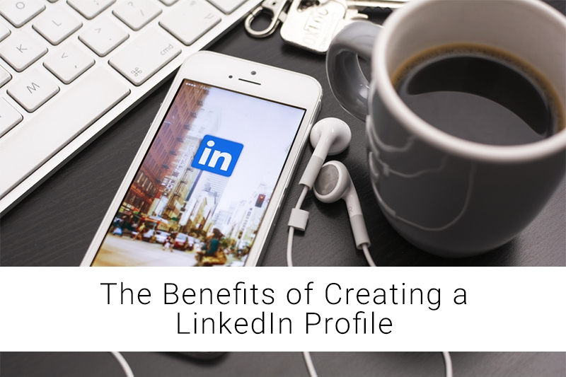 benefits of linkedin account