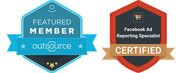 Outsource Featured Member and Facebook Ad Reporting Specialist Certified